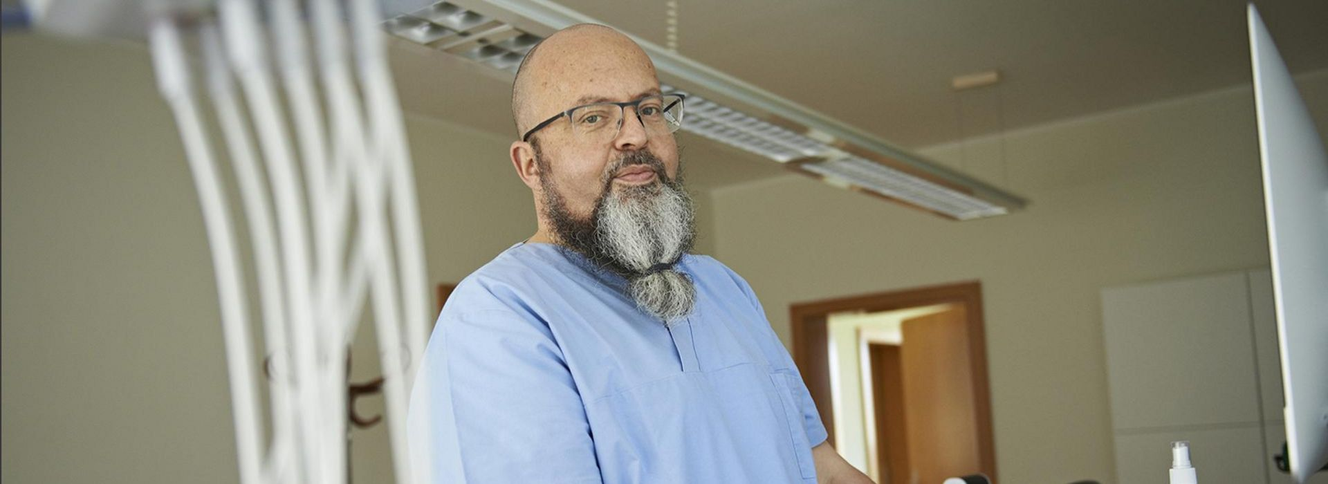 Portrait von Dr. Bruno Mähr